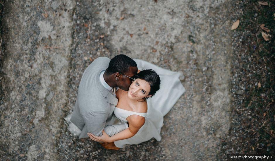 Nakware and Meredith's Wedding in San Juan, Puerto Rico