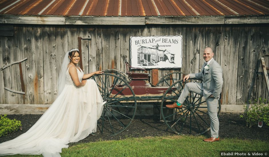 John and Dina's Wedding in Athol, New York