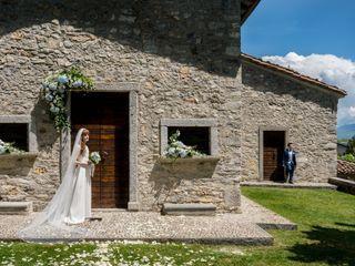 The wedding of Angelo and Cristina 1
