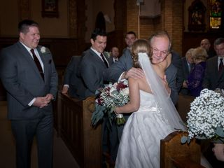 The wedding of Alicia and Greg 1