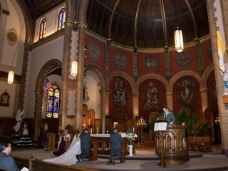 The wedding of Alicia and Greg 2