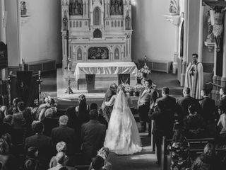 The wedding of Cait and Jose 2