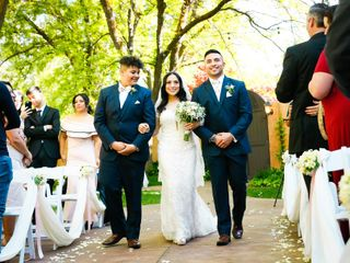The wedding of Julio and Lucy 3