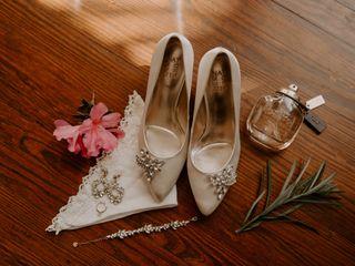 The wedding of Ashley and John  3