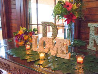 The wedding of Danielle and Ricardo 1