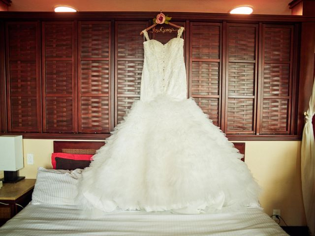 Liz and Roosvel's Wedding in Cancun, Mexico 4