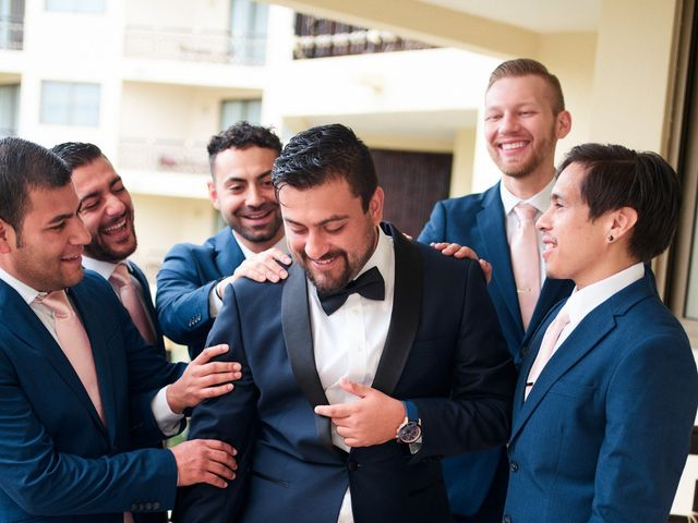 Liz and Roosvel's Wedding in Cancun, Mexico 17