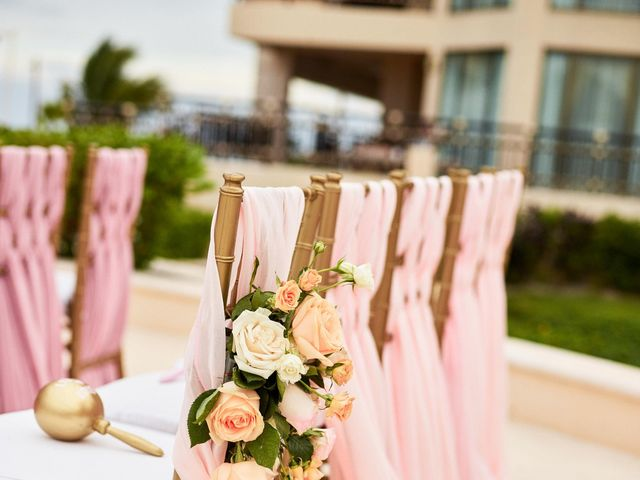 Liz and Roosvel's Wedding in Cancun, Mexico 38