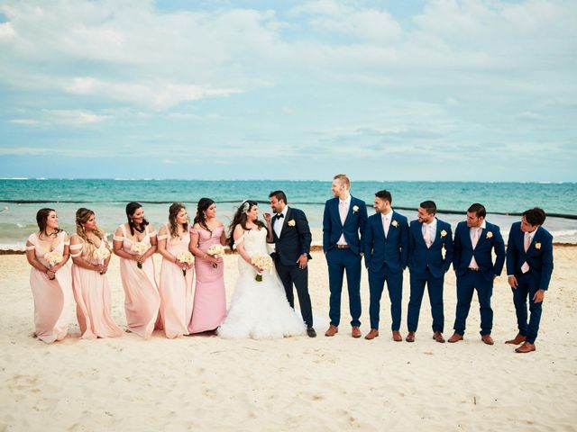 Liz and Roosvel's Wedding in Cancun, Mexico 59