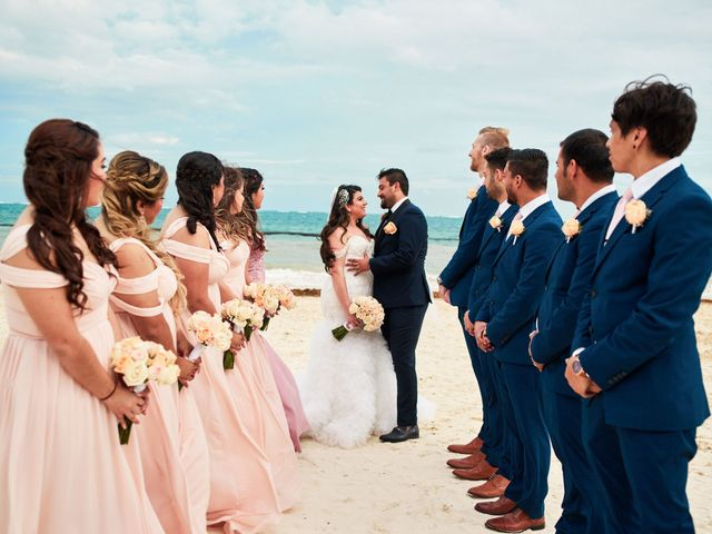 Liz and Roosvel's Wedding in Cancun, Mexico 63