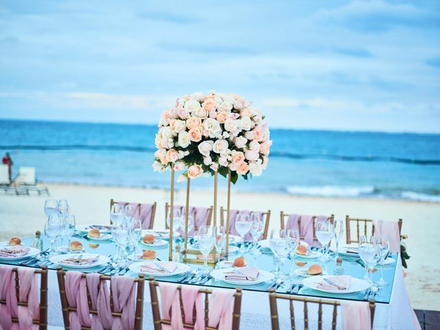 Liz and Roosvel's Wedding in Cancun, Mexico 73