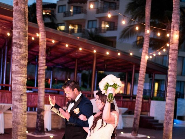 Liz and Roosvel's Wedding in Cancun, Mexico 81