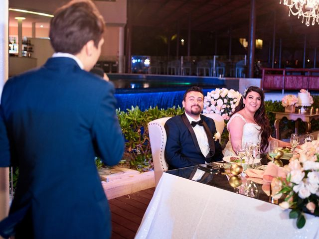Liz and Roosvel's Wedding in Cancun, Mexico 83
