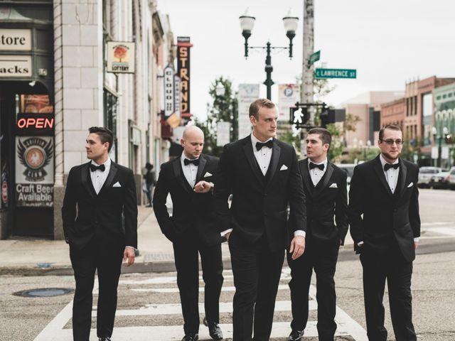 Lauren and Kirk's Wedding in Pontiac, Michigan 10