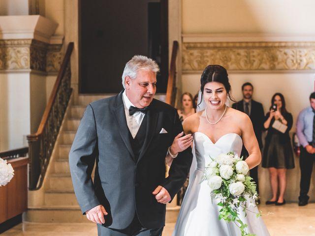 Lauren and Kirk's Wedding in Pontiac, Michigan 20