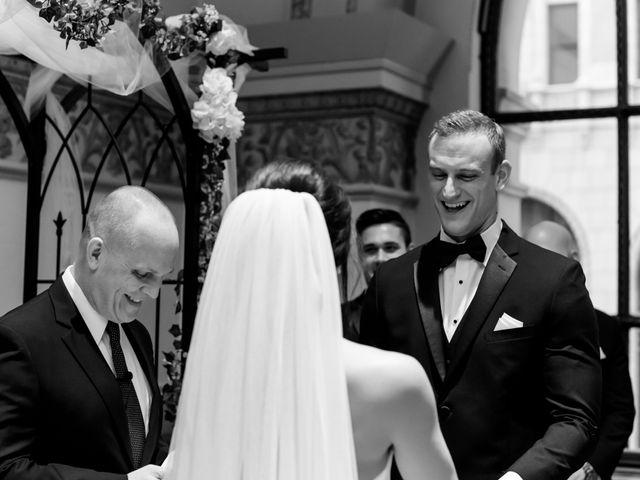 Lauren and Kirk's Wedding in Pontiac, Michigan 24