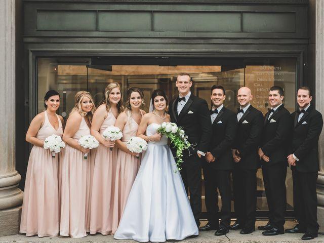 Lauren and Kirk's Wedding in Pontiac, Michigan 29