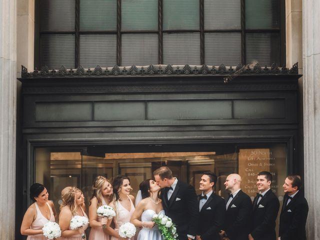 Lauren and Kirk's Wedding in Pontiac, Michigan 1