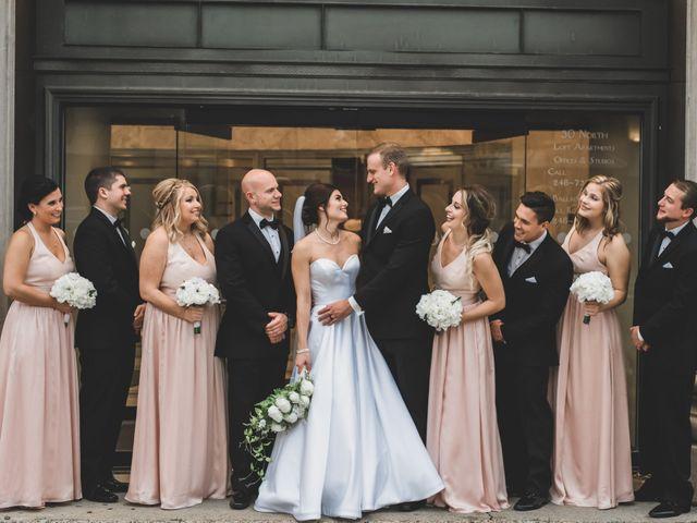 Lauren and Kirk's Wedding in Pontiac, Michigan 31