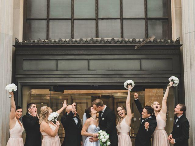Lauren and Kirk's Wedding in Pontiac, Michigan 32