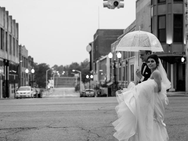 Lauren and Kirk's Wedding in Pontiac, Michigan 37
