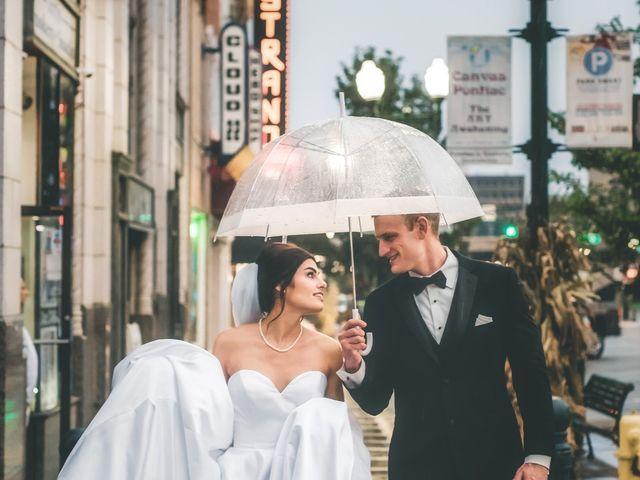 Lauren and Kirk's Wedding in Pontiac, Michigan 39