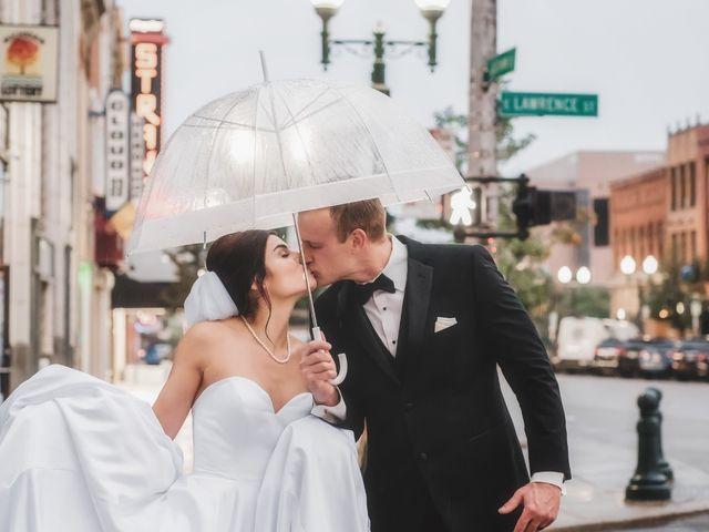 Lauren and Kirk's Wedding in Pontiac, Michigan 40