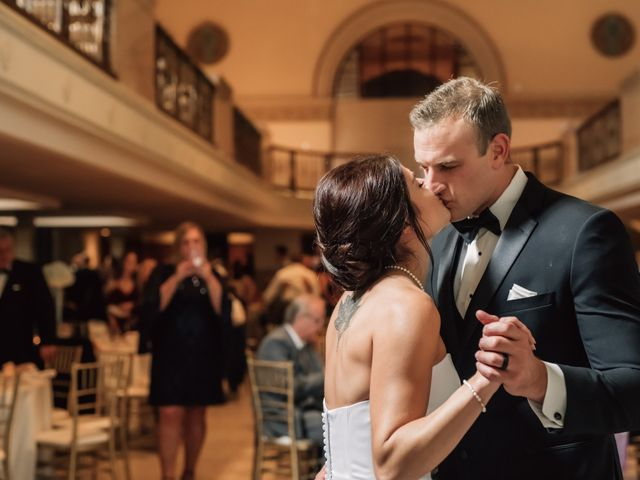 Lauren and Kirk's Wedding in Pontiac, Michigan 2