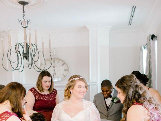 Brendan and Christina's Wedding in Hampton, Virginia 8