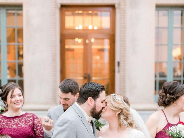 Brendan and Christina's Wedding in Hampton, Virginia 15