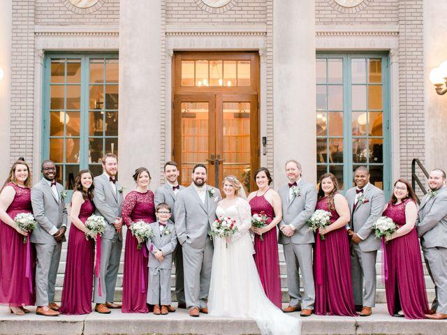 Brendan and Christina's Wedding in Hampton, Virginia 16