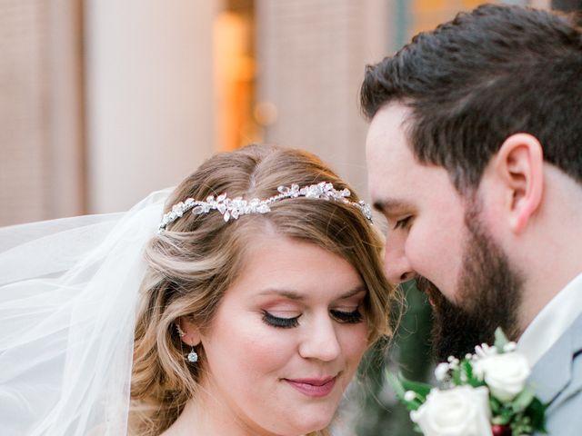 Brendan and Christina's Wedding in Hampton, Virginia 18