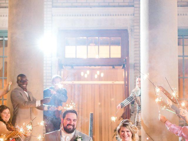 Brendan and Christina's Wedding in Hampton, Virginia 20