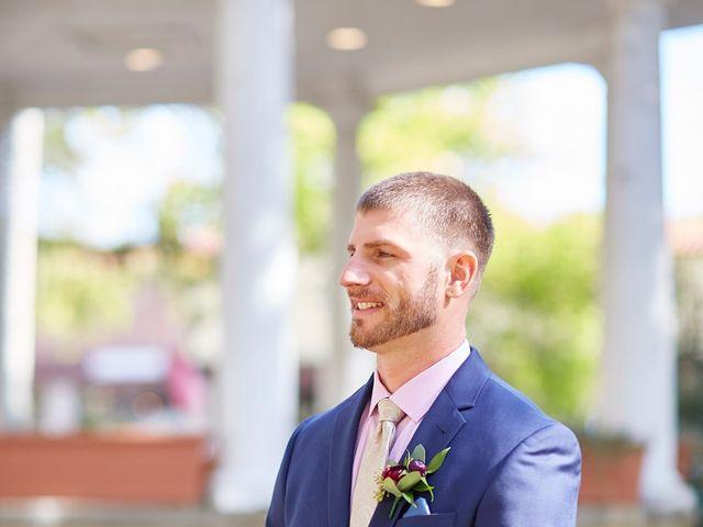 Brian and Jamie's Wedding in Saint Augustine, Florida 16