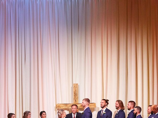 Brian and Jamie's Wedding in Saint Augustine, Florida 25