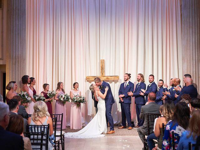 Brian and Jamie's Wedding in Saint Augustine, Florida 26