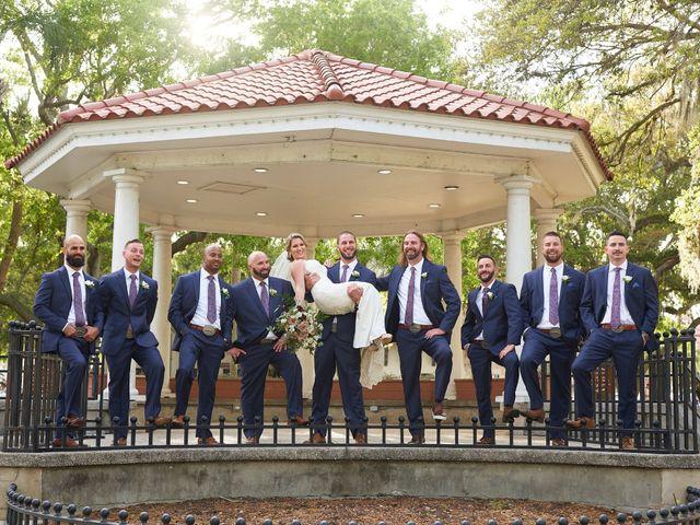 Brian and Jamie's Wedding in Saint Augustine, Florida 31