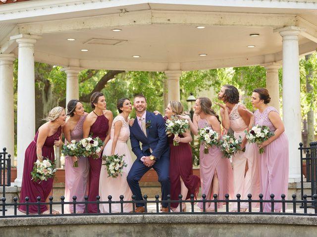 Brian and Jamie's Wedding in Saint Augustine, Florida 32