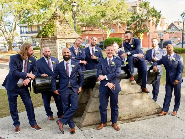 Brian and Jamie's Wedding in Saint Augustine, Florida 34