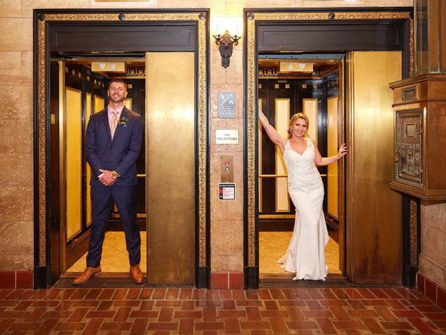 Brian and Jamie's Wedding in Saint Augustine, Florida 42