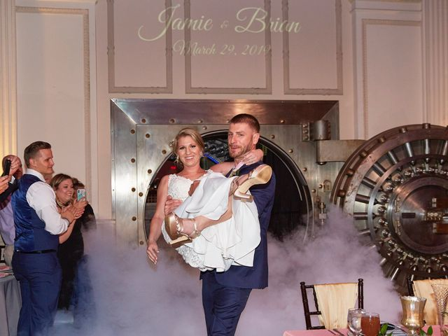Brian and Jamie's Wedding in Saint Augustine, Florida 52