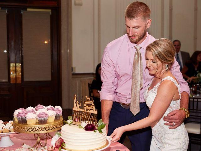 Brian and Jamie's Wedding in Saint Augustine, Florida 58