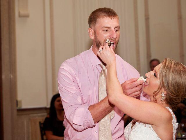 Brian and Jamie's Wedding in Saint Augustine, Florida 59