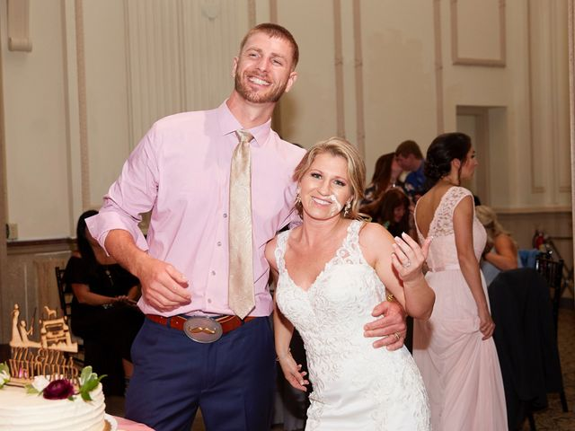 Brian and Jamie's Wedding in Saint Augustine, Florida 60