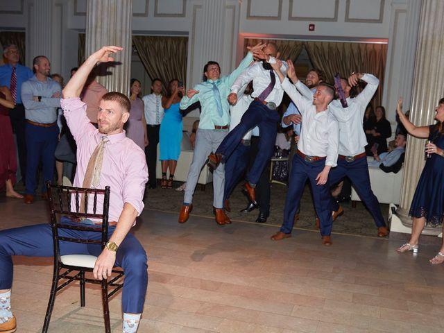 Brian and Jamie's Wedding in Saint Augustine, Florida 65