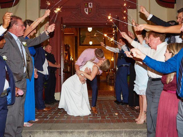 Brian and Jamie's Wedding in Saint Augustine, Florida 68