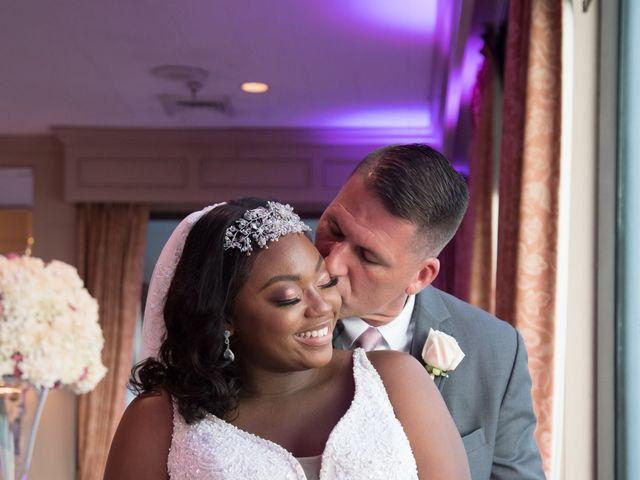 The wedding of Kala and Greg