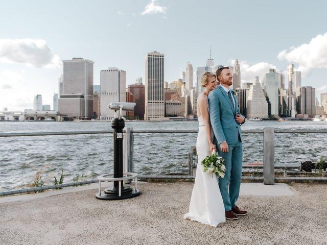 The wedding of Katelin and Nicolas