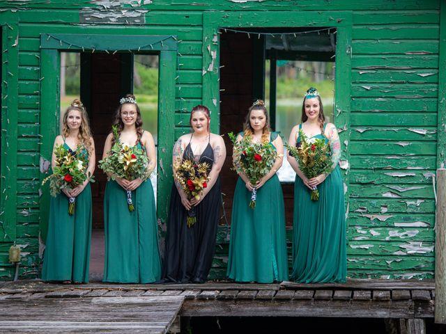 Kiernan and Breyanna's Wedding in Odessa, Florida 2