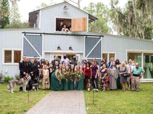 Kiernan and Breyanna's Wedding in Odessa, Florida 5